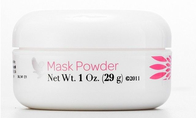 Mask powder